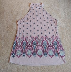 NWOT Lavish super soft and cute party tank